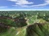 北日高縦走第2行程3D図その2