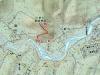 八剣山地図