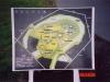 モエレ沼公園の案内図
