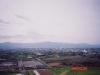 モエレ山より百松沢山・手稲山・春香山・札幌市西部方面を望む
