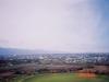 モエレ山より・手稲山・春香山・札幌市北西部・小樽方面を望む