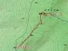 ピヤシリ山地図