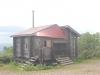 山頂緊急避難小屋