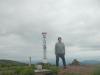 ピヤシリ山にて