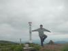 ピヤシリ山にて「命」