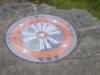 ピヤシリ山頂上にある方位盤