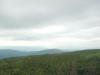 ピヤシリ山より名寄市北部を望む