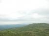 ピヤシリ山より東側を望む