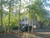 緑ヶ丘療育園玄関側