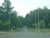 士別神社鳥居前の交差点